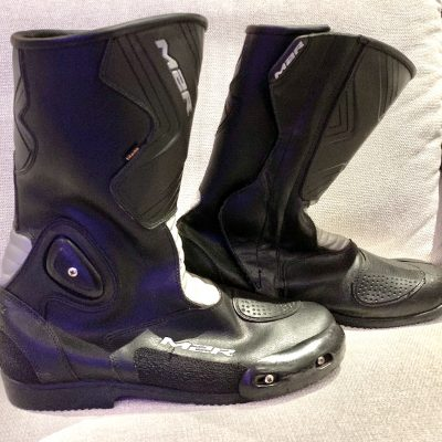 Motorbike boots – M2R – Size 10.5 (US 11)
